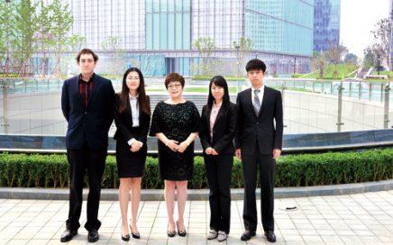 team BEEC china